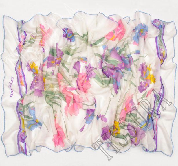 Cashmere & Silk Scarf #4