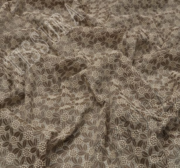 Embroidered Jacquard #4