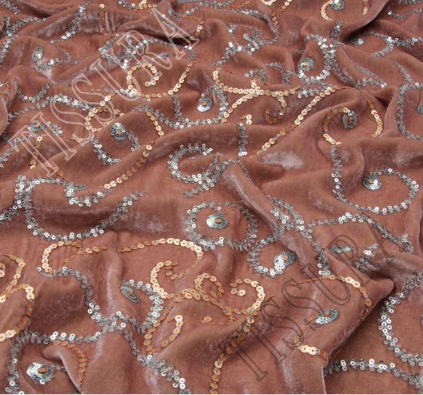 Sequined Velvet #4