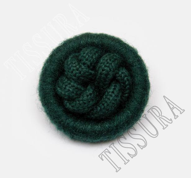 Mohair Braided Buttons #1