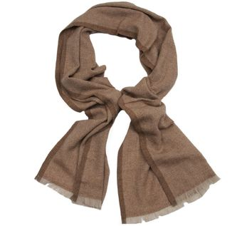 Wool & Cashmere Scarf #1