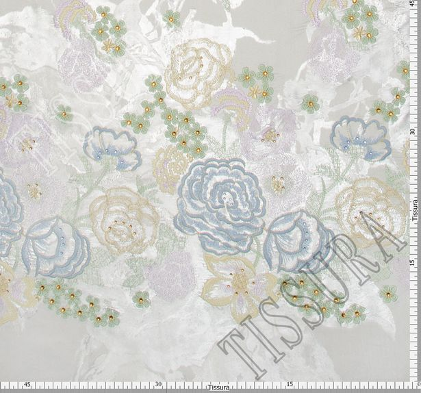 Embroidered Jacquard #2