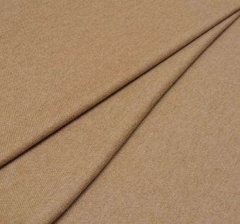 Camel Jacquard Jersey Knit #1