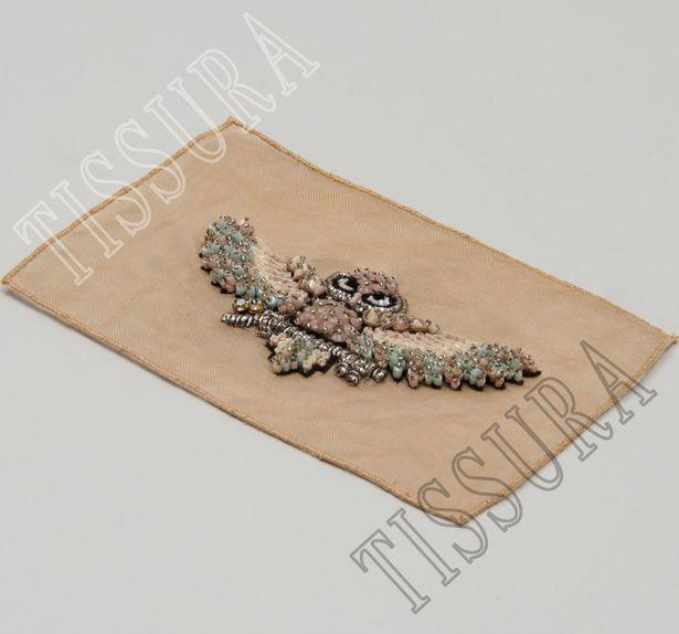 Sequin & Bead Patch #3
