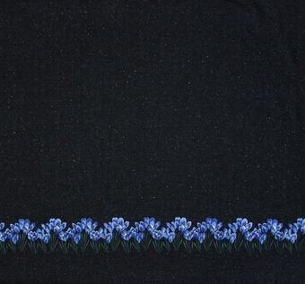 Embroidered Alpaca Wool #1