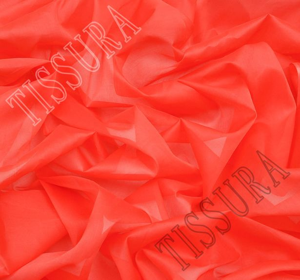 Marble Effect Cotton Organdy #1