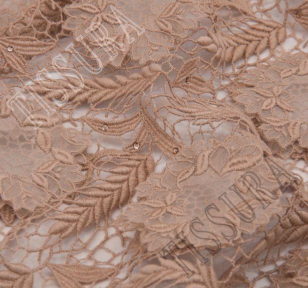 Swarovski Appliqued Guipure Lace #5