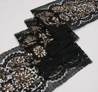 Swarovski Lace Trim #1
