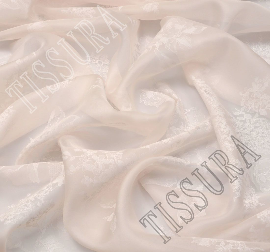Silk Organza Fabric 30 Off For 100 Silk Fabrics From Italy By Ruffo Coli Sku 00060169 At 100 Buy Silk Fabrics Online