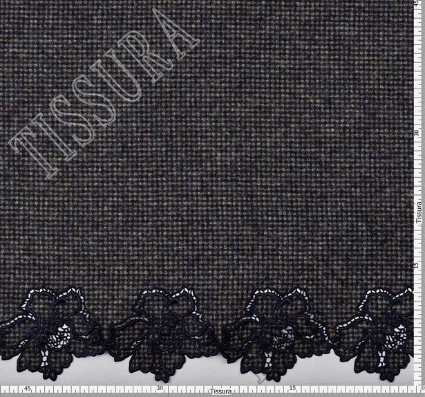 Embroidered Alpaca Wool #2
