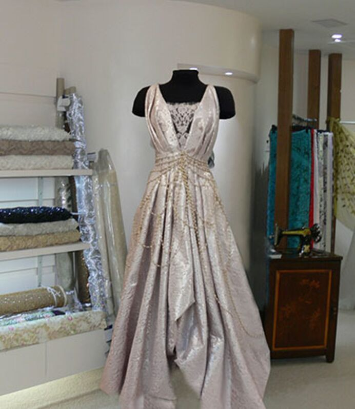 The Perfect Ball Gown