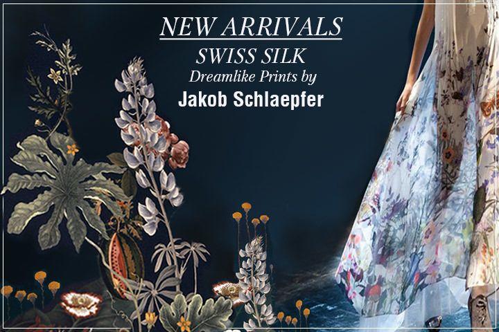 Jakob Schlaepfer Fabrics