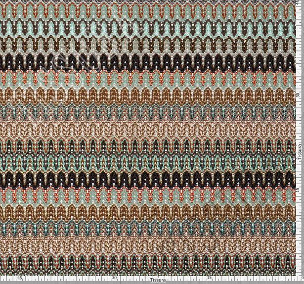 Knitted Fabric  #2