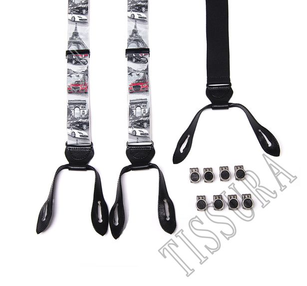 Silk Braces #3