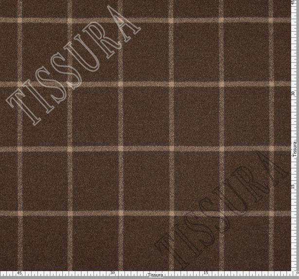 Double Faced Pecora Nera® Wool #4