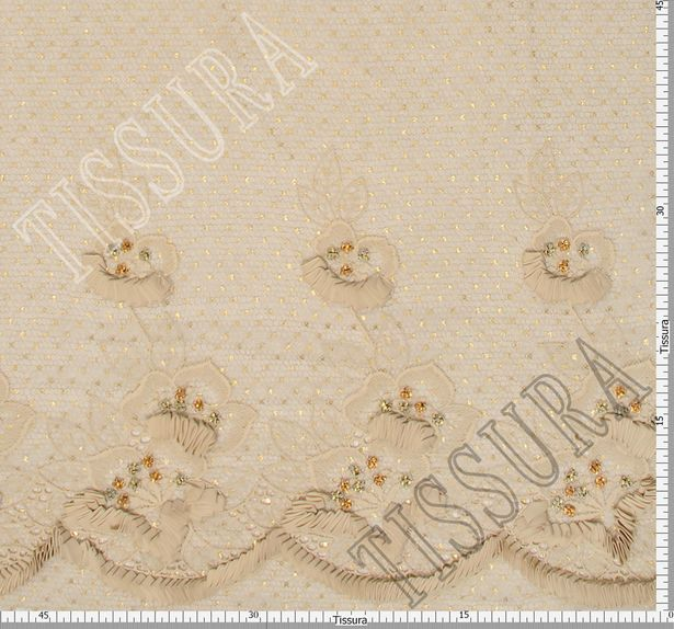 Embroidered Ribboned Lace/Tulle #2