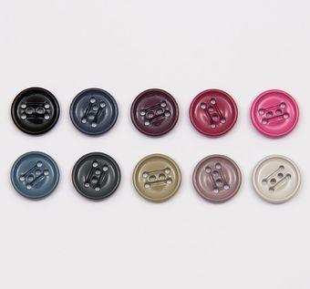 Plastic Button #1