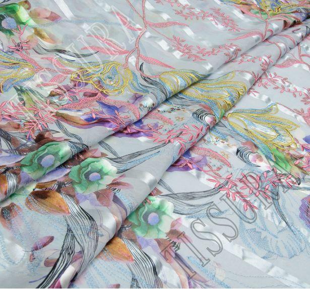 Silk Devore #1