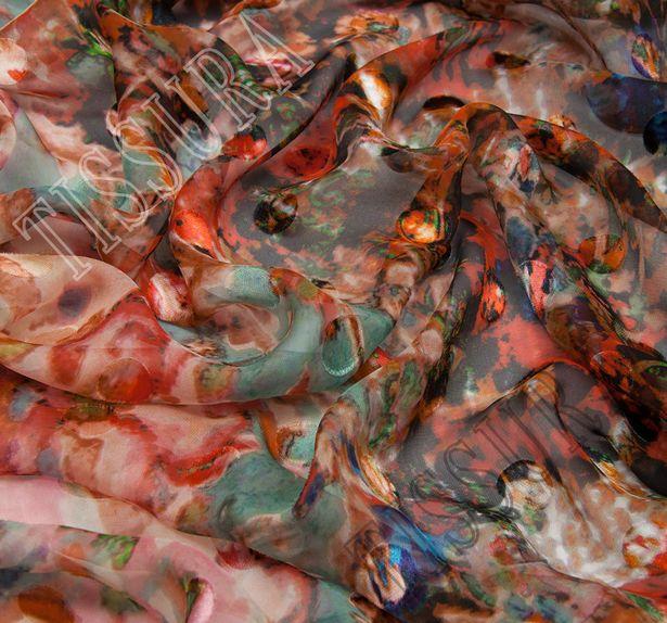 Silk Devore #3