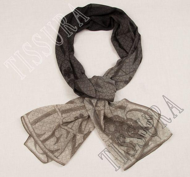 Ombre Silk Scarf #1