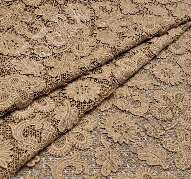 High Fashion Guipure Lace #1