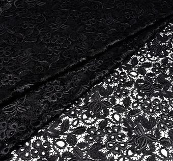 High End Guipure Lace #1