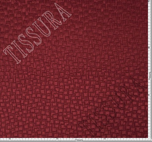 Wool & Silk Matelasse #2