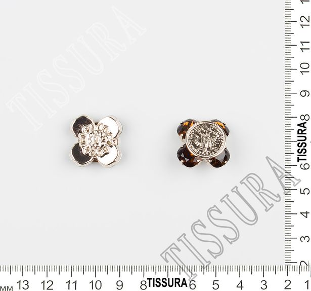 Rhinestone & Metal Buttons  #2