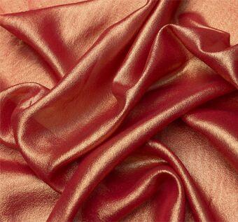 Coated Silk Georgette #1
