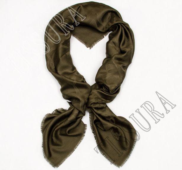 Silk & Wool Shawl #1