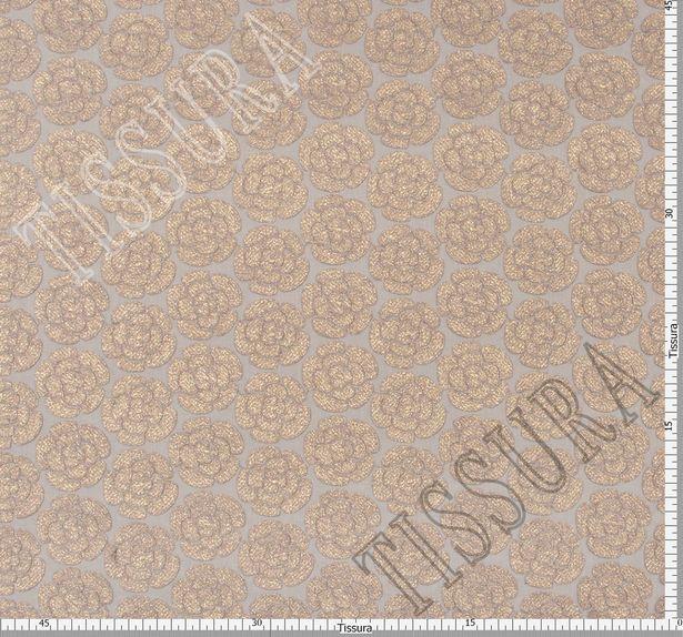 Floral Appliqued Linen #3