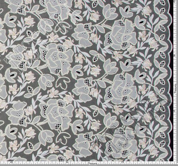 Embroidered Organza #2