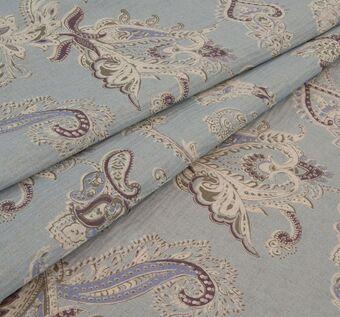 Crushed Linen & Silk  #1