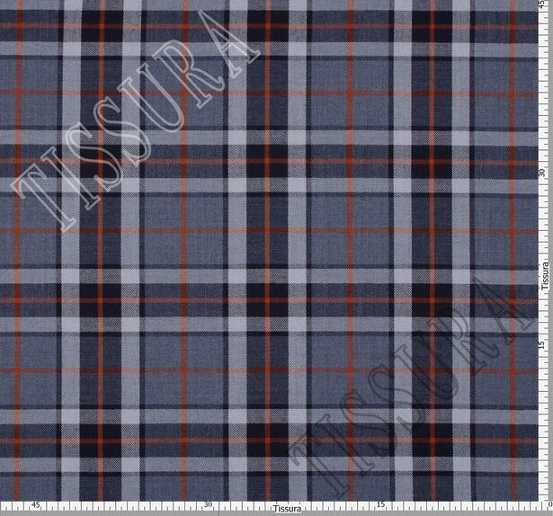 Double Faced Wool Twill #2