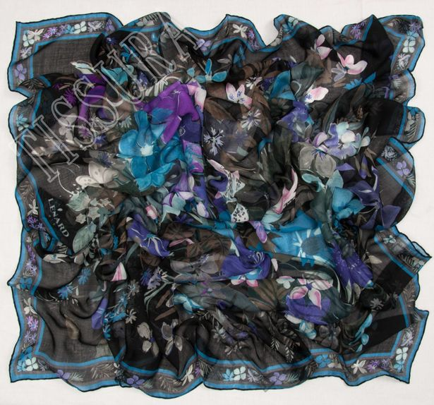 Cashmere & Silk Shawl #1