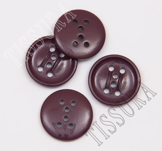 Plastic Buttons #4