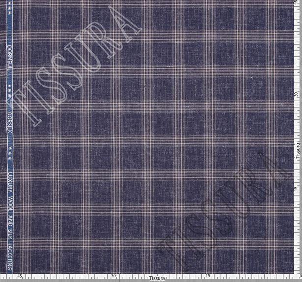 Wool, Silk & Linen Twill #3
