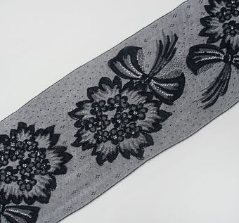 Lyon Lace Trim #1
