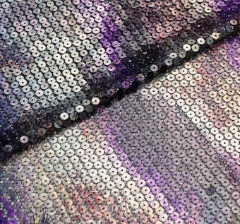 Sequined Tulle #1
