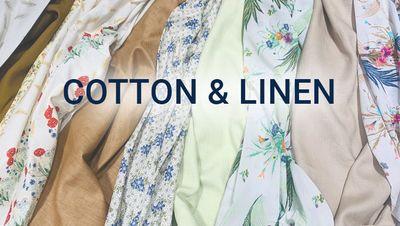 Sale Cotton&Linen