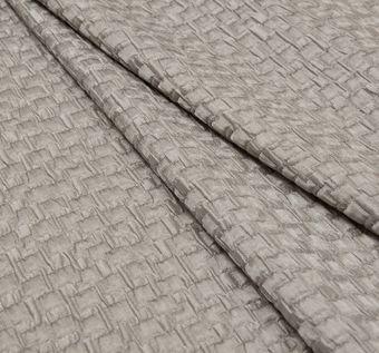 Wool & Silk Matelasse #1