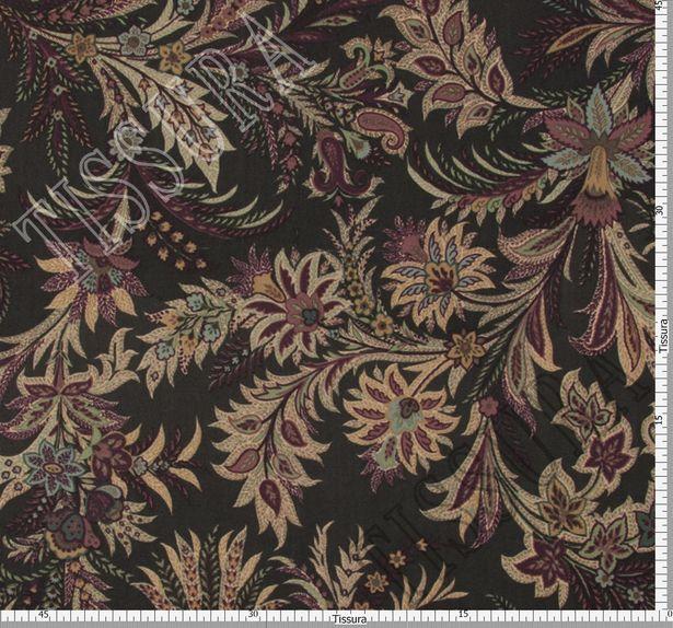 Wool & Silk Twill #2