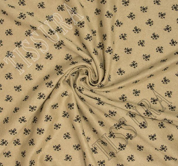 Embroidered Mohair #4