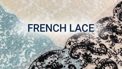 50% OFF ON FRENCH LACE