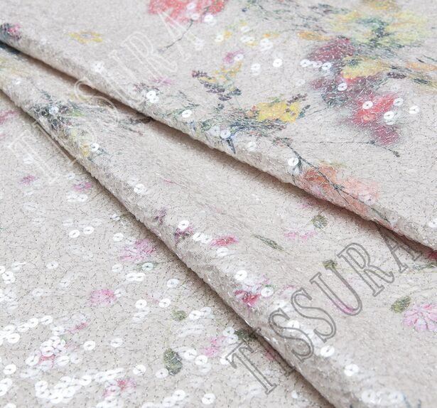 Sequined Fabric #1