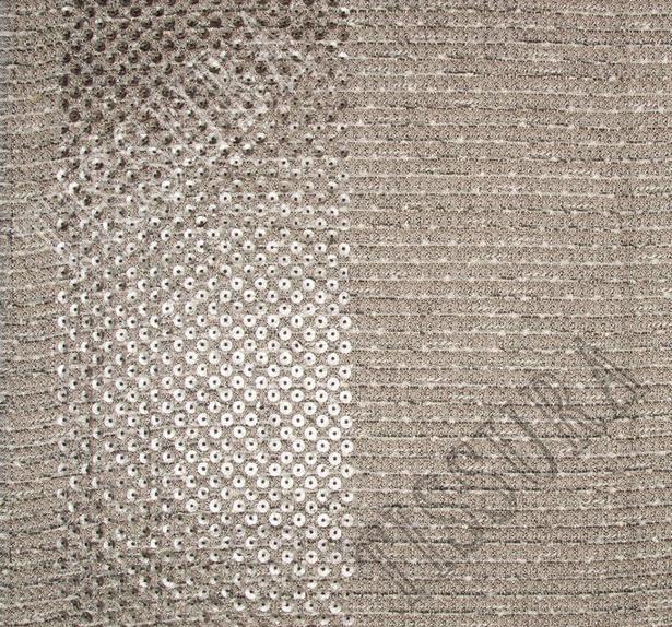 Laser Cut Appliqued Tweed Boucle #3