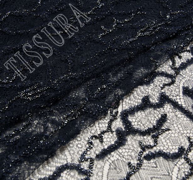 Beaded Chantilly Lace #4