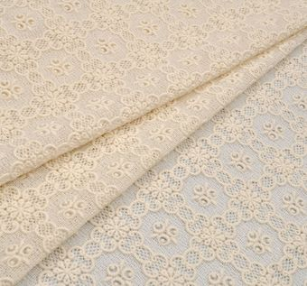 Wool Guipure Lace #1