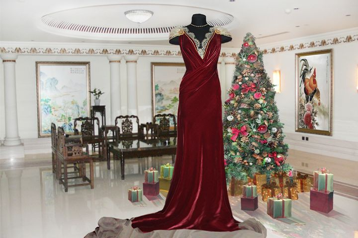 New Year's Eve fabrics