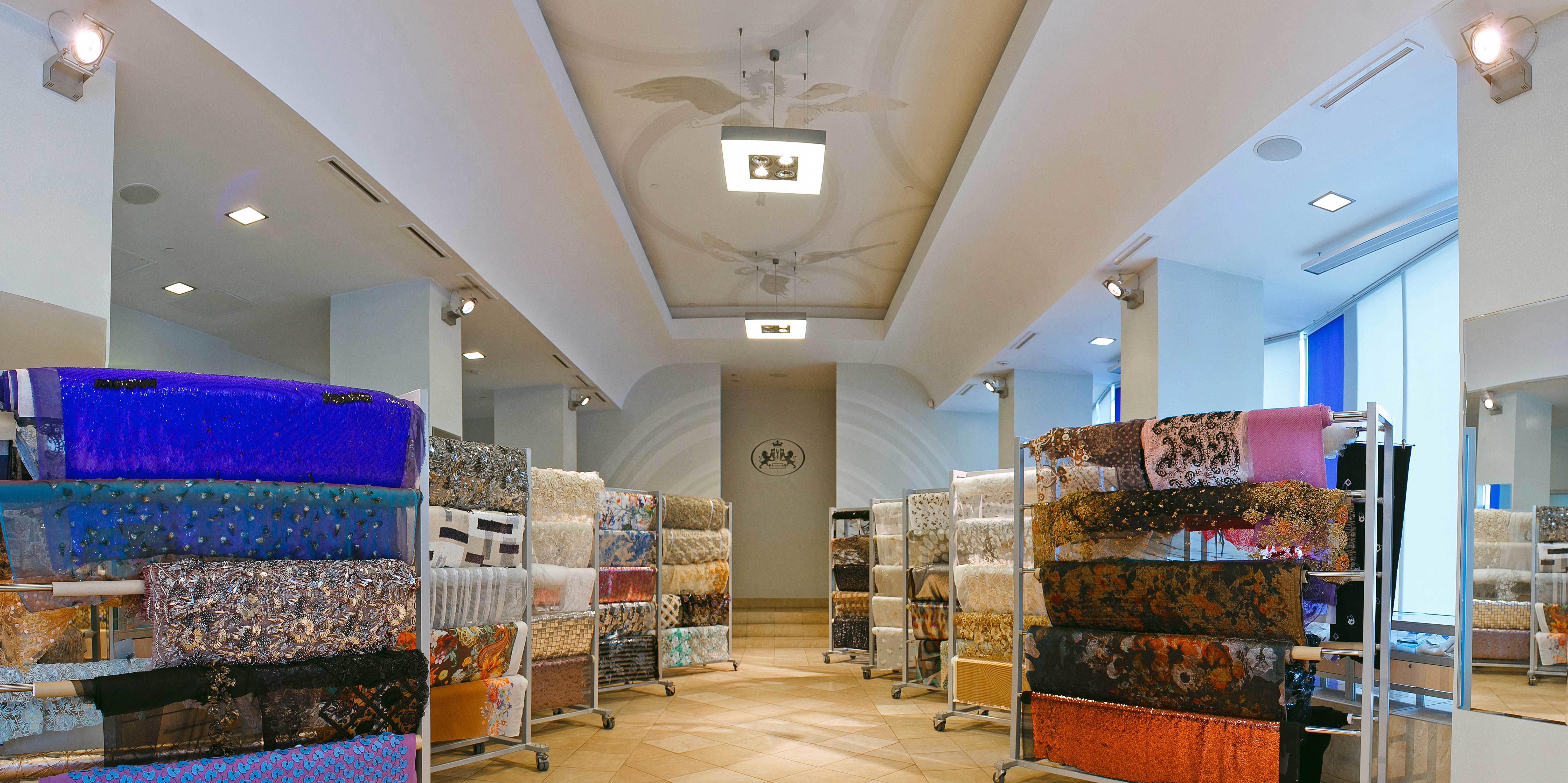 TISSURA Online Fabric Shop